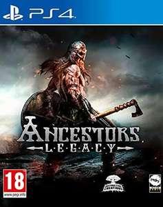 Ancestors Legacy - Standard Edition Pal uk