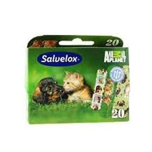 Salvelox Apósitos Salvelox Apositos Animal Planet - 1 paquete de 20 unidades