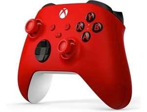 Mando Xbox Series X Pulse Red
