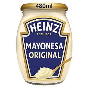 Heinz Mayonesa original 470 G