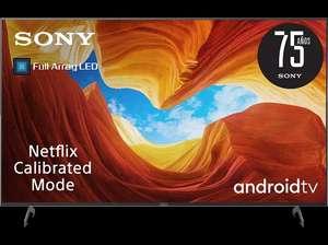 TV Sony 4K FULL ARRAY LED KD55XH9096BAEP