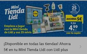 Mini Tienda Lidl. Juguete para los peques