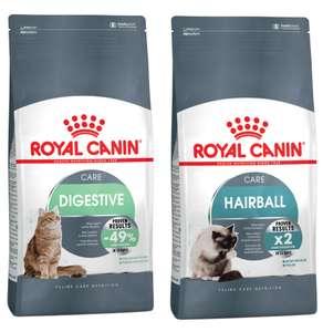 Royal Canin Digestive o Hairball 400 grs. para gatos por sólo 2,20€ y 2,15€