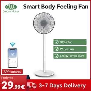 Ventilador Electrico Inalámbrico (Desde España) (A partir del 08/10 a las 10.00)