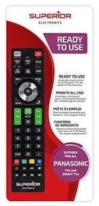 Mando Universal TV Panasonic