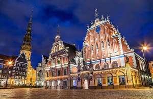 CholloLoco a Riga ¡la perla del Báltico! 3 Noches de Hotel 3* (cancela gratis) + Vuelos por solo 115€ (PxPm2)