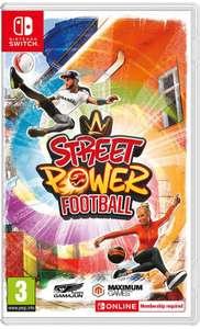 Street Power Football (Switch)