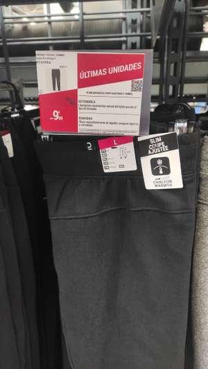 Pantalón bienestar masculino
