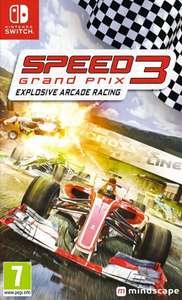 Speed 3 Grand Prix (Switch)