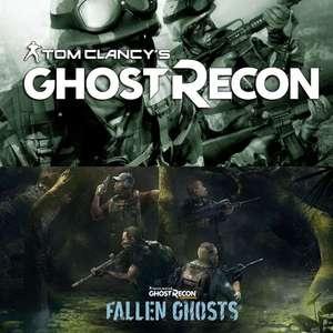 Quédate GRATIS Tom Clancy's Ghost Recon , DLC Fallen Ghots y Aventura de Estado profundo   Epic, Steam, Ubi, Playstation, Xbox, Stadia