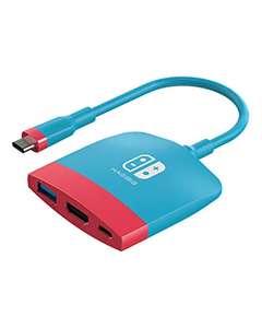 Switch Dock Station USB de tipo C con HDMI USB 3.0 y USB C