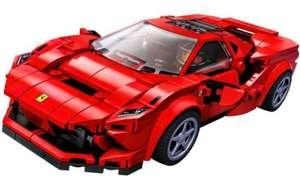LEGO Speed Champions - Ferrari F8 Tributo + figura conductor