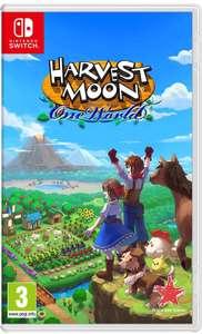 Harvest Moon - One World (Switch)