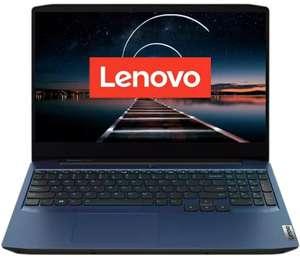 "Portátil gaming Lenovo IdeaPad 3 (15.6"" FHD IPS, Ryzen 5 4600H, GTX1650, 16GB RAM, 512GB SSD)"
