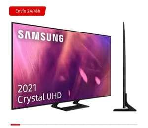 """Tv LED 65"""" - Samsung UE65AU9005KXXC, UHD 4K, Crystal UHD, HDR10+"""