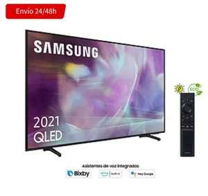 "TV QLED 55"" - Samsung UHD 4K [Oferta Renove]"