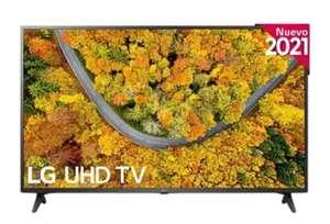 """TV LED 55"""" - LG 55UP75006LF"""