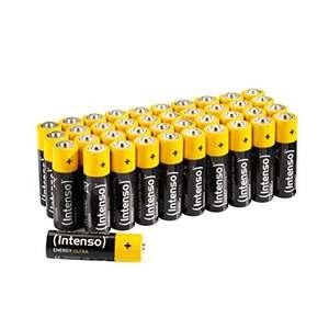40 pilas Intenso Energy Ultra AA