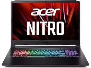 Portátil gaming - Acer Nitro 5 AN517-52 i7-10750H, 16GB RAM, 1TB SSD, RTX™ 3060 + Router