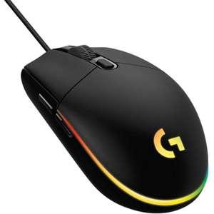 Ratón Gaming Logitech G203 LightSync - 8000 DPI - 1ms
