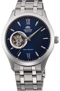 Orient Reloj Analógico para Hombre de Automático con Correa en Acero Inoxidable FAG03001D0