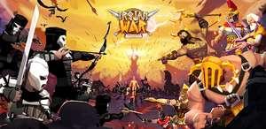 Guerra de Troya Premium: guerrero de Esparta juego.