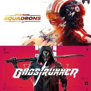 Star Wars: Squadrons, Ghostrunner, Cyberpunk 2077 a 16€