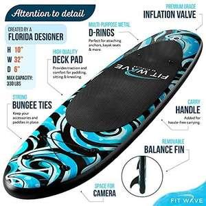 Tabla Paddle Surf Hinchable Fitpulse 305 * 81cm