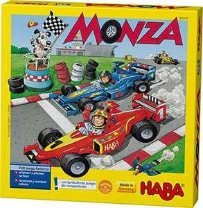 Monza - Juego de Mesa Infantil