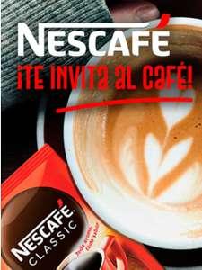 Tu Nescafé en el bar gratis