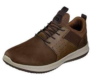Skechers Delson Axton, Zapatillas Hombre en todas las tallas que están disponibles.