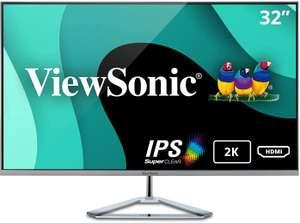 "Monitor 32"" 2K IPS solo 185€"