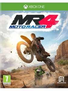 Moto Racer 4(Xbox One)