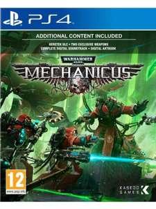 Warhammer 40K Mechanicus (PS4)