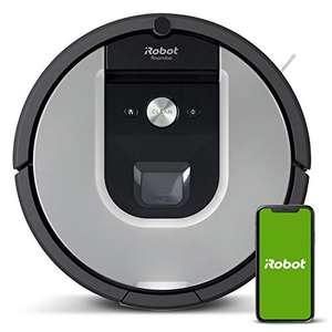 Robot aspirador iRobot Roomba 971 Alta potencia, Recarga y sigue limpiando