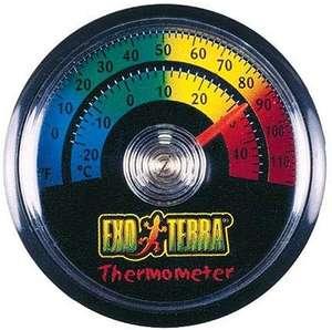 EXO TERRATermómetroRedondo