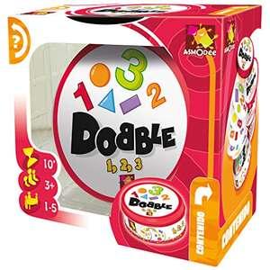 Dobble: Formas y números - Juego de Mesa
