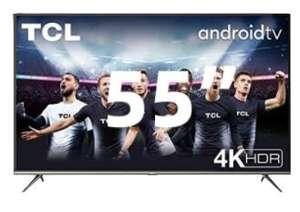 """SMART TV TCL 43"""" SLIM 4K 296€ // 55"""" por 366€ (El 9 de Octubre)"""