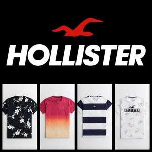 Recopilación 30 Camisetas Hollister por menos de 10€