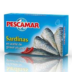 Pescamar Sardinas En Aceite De Girasol Picante