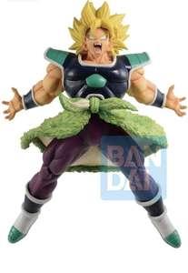 Figura Accion Banpresto Dragon Ball - Estatua Broly Super Saiyan 24 cm