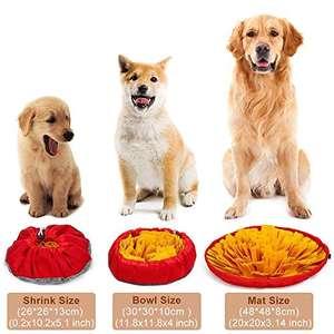 Alfombra olfato para perros (Snuffle mat) - En descripción: Otros modelos de distinto tamaño