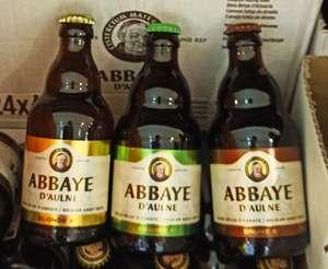 Cerveza ABBAYE en sus 3 modalidades segunda al -70% en LIDL