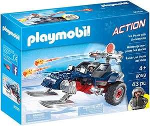 PLAYMOBIL- Racer con Pirata del Hielo