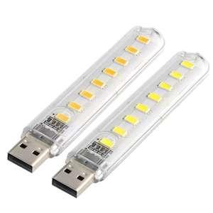 Mini linterna USB