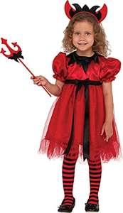 Disfraz Infantil de Diabla