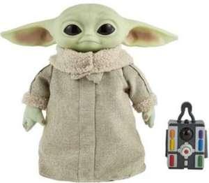 Peluche Mattel GWD87 Star Wars The Mandalorian El Niño