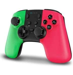 Mando wirelles para Switch con Shock y Turbo Compatible con Nintendo Switch