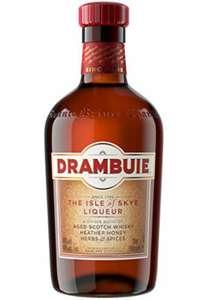 Licor whisky Drambuie 40º (en Alcampo 23,99€)