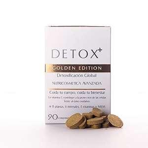 Cumediet Detox+ Golden 90 Comprimidos